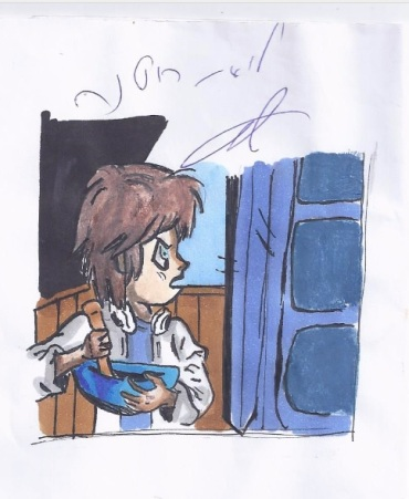 ציור מיקו בל חתום